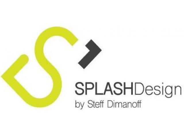 Ние сме интериорно студио SPLASHDesign by Steff Dimanoff