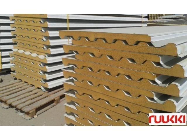 Енергийно ефективни решения от RUUKKI за строителство.