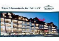 Апарт хотел и СПА 5* Регнум - Банско